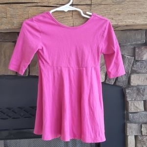 💜 Old Navy pink 18-24 month pink swing dress